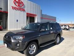 New 2019 Toyota 4Runner SR5 SUV in Pampa, TX