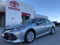 New 2019 Toyota Camry LE Sedan in Pampa, TX