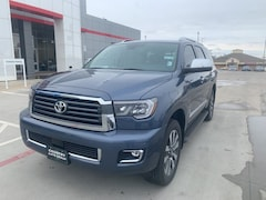 New 2020 Toyota Sequoia Limited SUV in Pampa, TX