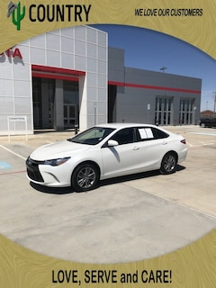 Used 2017 Toyota Camry XLE Sedan in Pampa, TX
