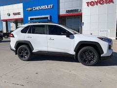 New 2020 Toyota RAV4 TRD Off Road SUV in Pampa, TX