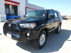 Used 2019 Toyota 4Runner SR5 SUV in Pampa, TX