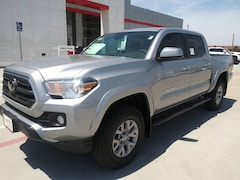 New 2019 Toyota Tacoma SR5 V6 Truck Double Cab in Pampa, TX