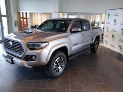 New 2020 Toyota Tacoma TRD Sport V6 Truck Double Cab in Pampa, TX