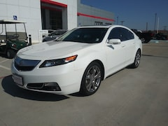 2013 Acura TL TL SH-AWD with Advance Package Sedan in Pampa, TX
