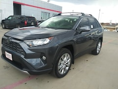 New 2019 Toyota RAV4 Limited SUV in Pampa, TX