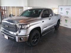 New 2020 Toyota Tundra SR5 5.7L V8 Truck Double Cab in Pampa, TX