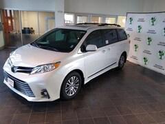 New 2020 Toyota Sienna XLE Premium 8 Passenger Van in Pampa, TX