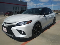 New 2019 Toyota Camry XSE in Pampa, TX