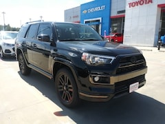 New 2019 Toyota 4Runner Limited Nightshade SUV in Pampa, TX