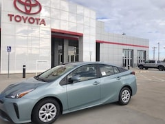 New 2020 Toyota Prius L Hatchback in Pampa, TX