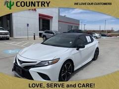 Used 2019 Toyota Camry XSE Sedan in Pampa, TX