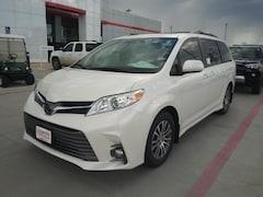 New 2020 Toyota Sienna XLE Minivan/Van in Pampa, TX