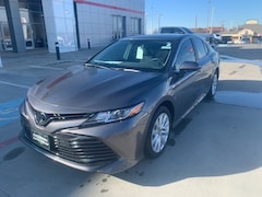 New 2020 Toyota Camry LE Sedan in Pampa, TX