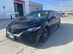 New 2020 Toyota Camry SE Sedan in Pampa, TX