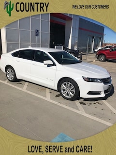 2019 Chevrolet Impala LT w/1LT Sedan in Pampa, TX