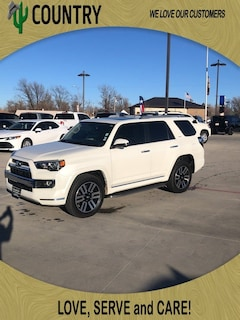 Used 2018 Toyota 4Runner SR5 SUV in Pampa, TX