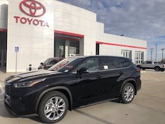 New 2020 Toyota Highlander Limited SUV in Pampa, TX