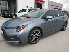 New 2020 Toyota Corolla SE Sedan in Pampa, TX