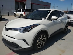 New 2019 Toyota C-HR Limited in Pampa, TX