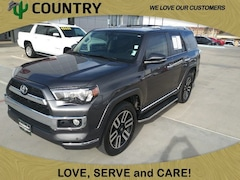 Used 2016 Toyota 4Runner Limited SUV in Pampa, TX