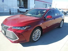 New 2020 Toyota Avalon Limited Sedan in Pampa, TX