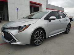 New 2019 Toyota Corolla Hatchback XSE Hatchback in Pampa, TX