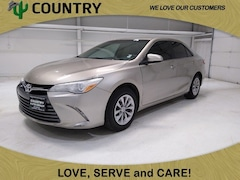 Used 2015 Toyota Camry XLE Sedan in Pampa, TX