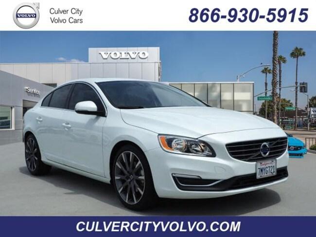 Used 2015 Volvo S60 For Sale at Culver City Mazda & Volvo