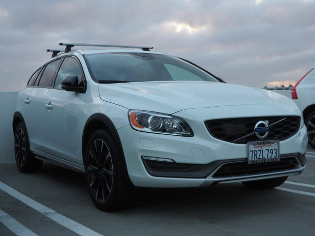 Volvo Culver City >> Used 2016 Volvo V60 Cross Country For Sale At Culver City