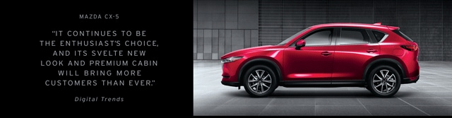 Drivers Choice: The Mazda CX-5 at Culver City Mazda