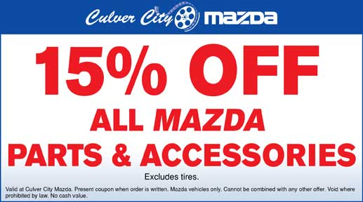 Mazda culver city