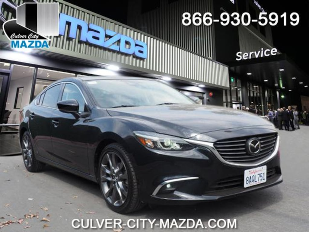 Culver City Mazda >> Used 2017 Mazda Mazda6 For Sale At Culver City Volvo Cars