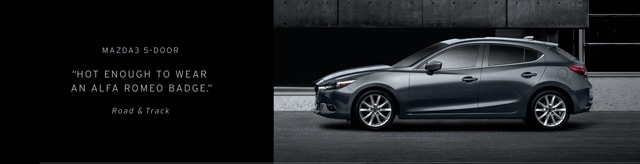 Drivers Choice: The Mazda3 5-door at Culver City Mazda