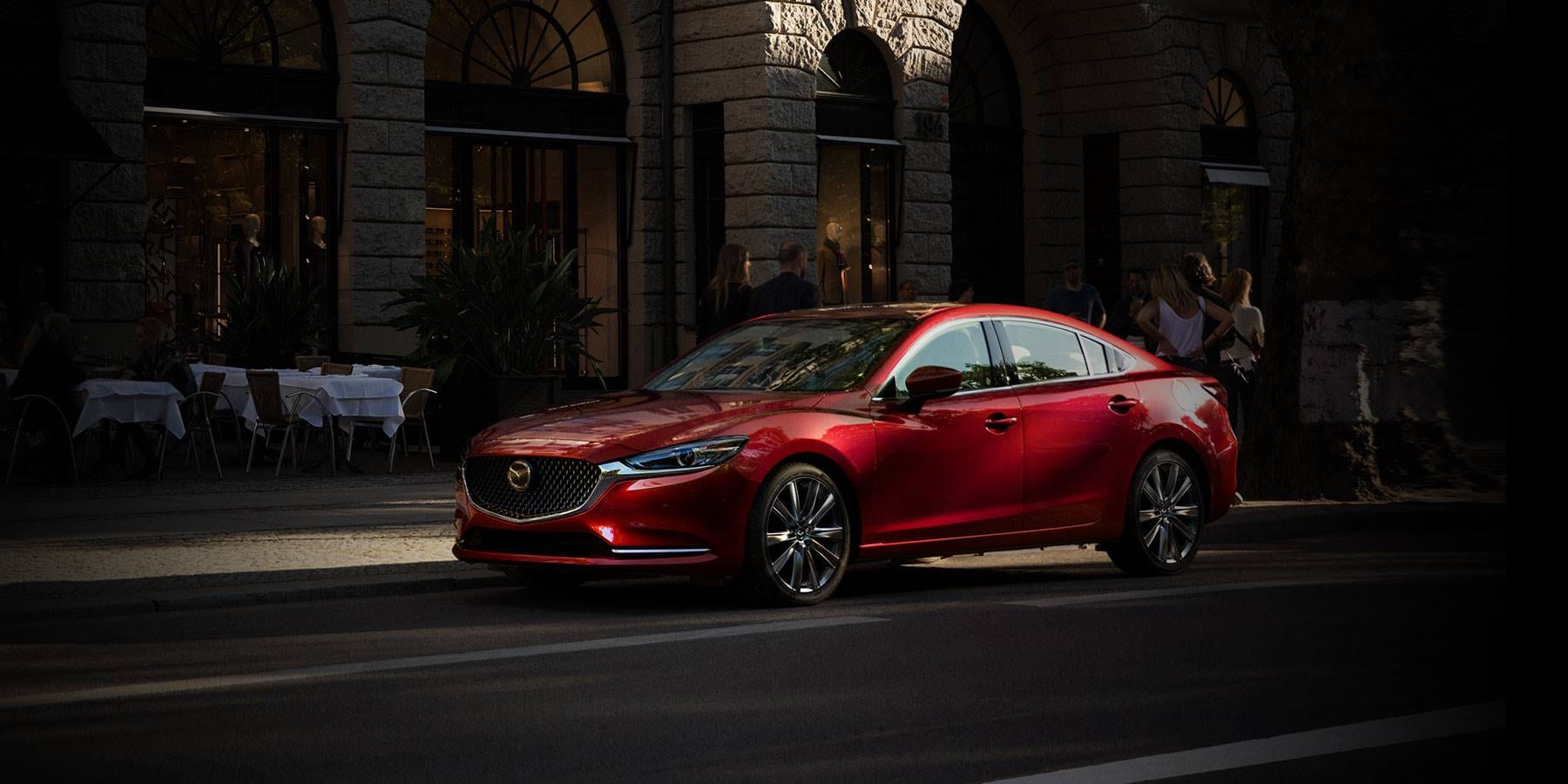 All new Mazda6 2018 is now in stock at Culver City Mazda