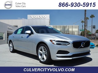 Pre-Owned 2018 Volvo S90 T5 AWD Momentum Sedan LVY982MK3JP035141 for Sale in Culver City, CA