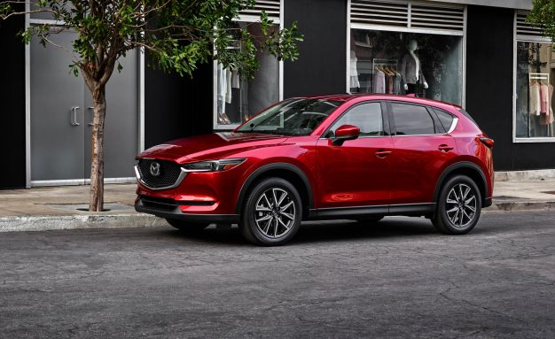 Test drive the all-new Mazda CX-5 at Culver City Mazda