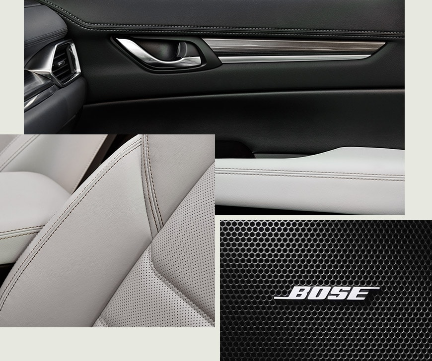 NOISE DAMPENING AND BOSE - The Sound of a Better Drive in the new Mazda CX-5 in Culver City