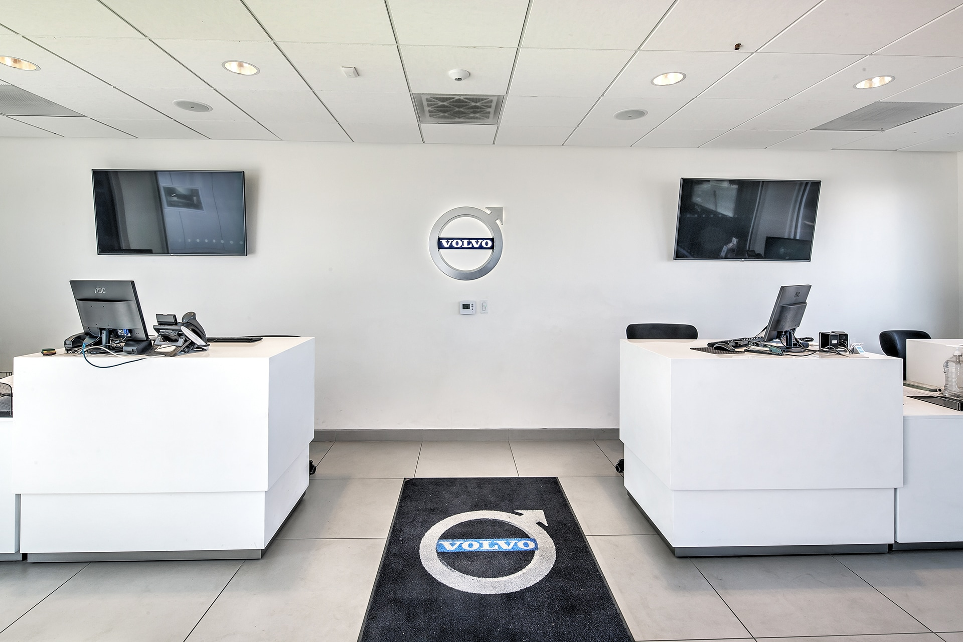Great customer service at our service and parts department at Culver City Volvo Cars