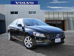 Pre-Owned 2016 Volvo S60 T5 Drive-E Premier Sedan YV126MFK7G2395634 for Sale in Culver City, CA