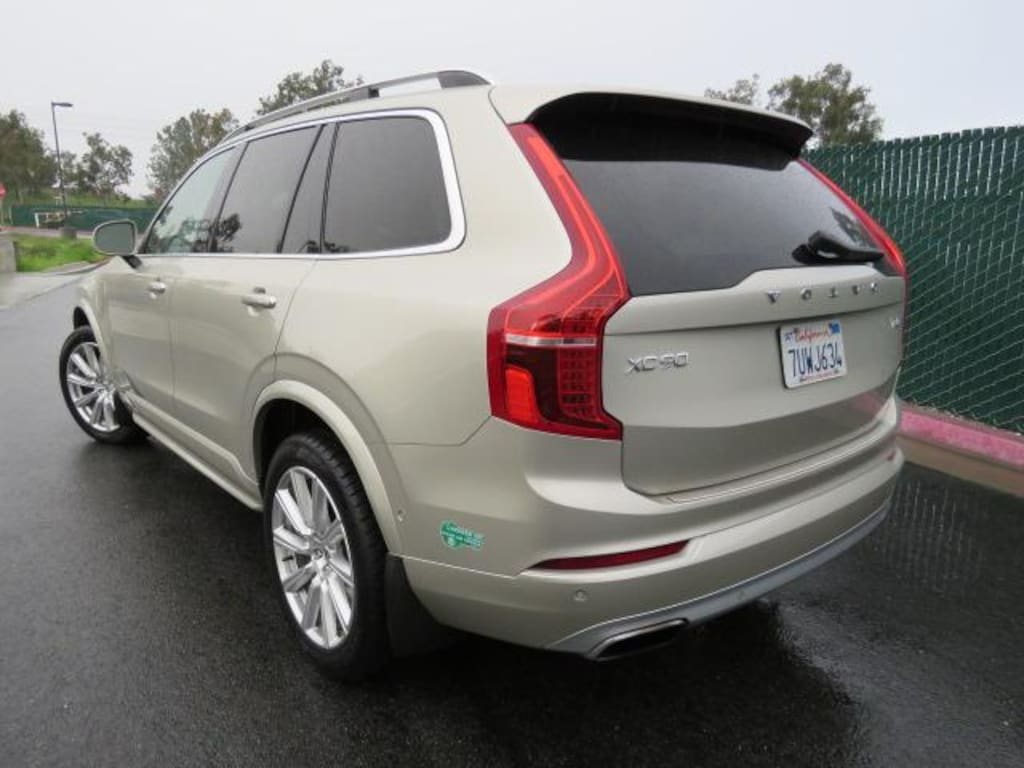 Used 2016 Volvo XC90 Hybrid For Sale in Culver City CA