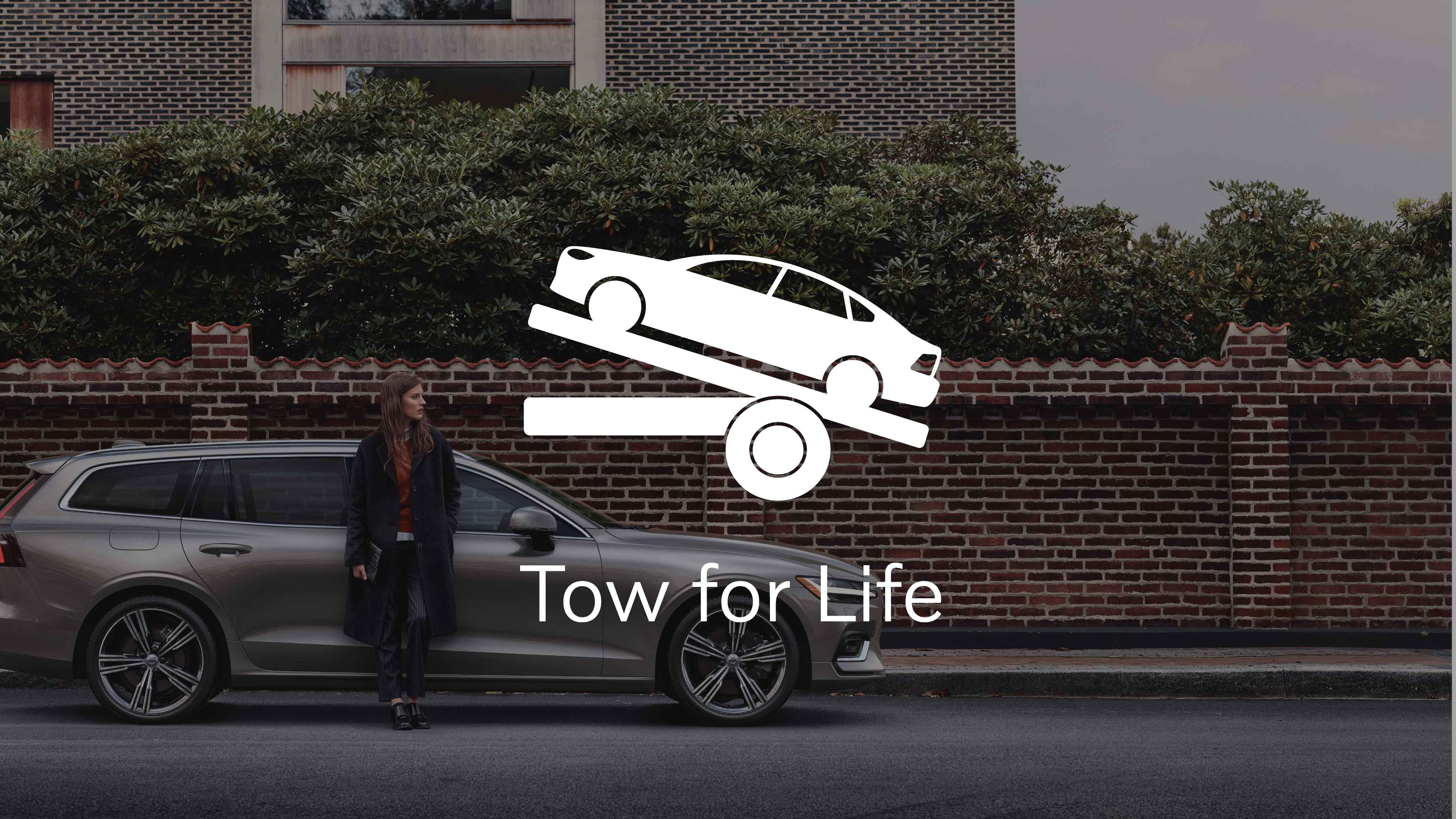 Culver City Volvo Cars offers the Volvo Tow for Life Program