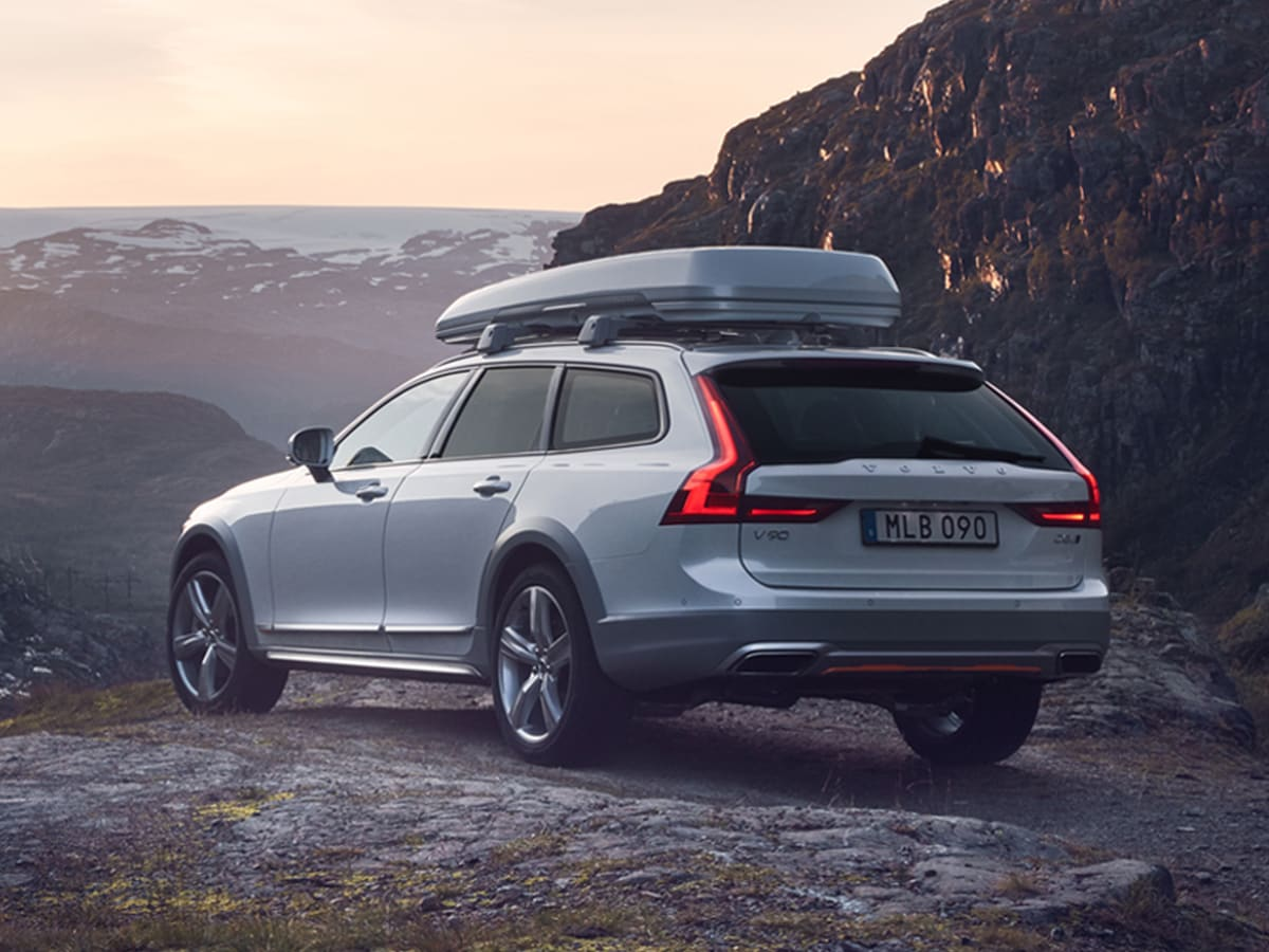 Volvo V90 Cross Country Ocean Race Edition - Learn more at Culver City Volvo Cars