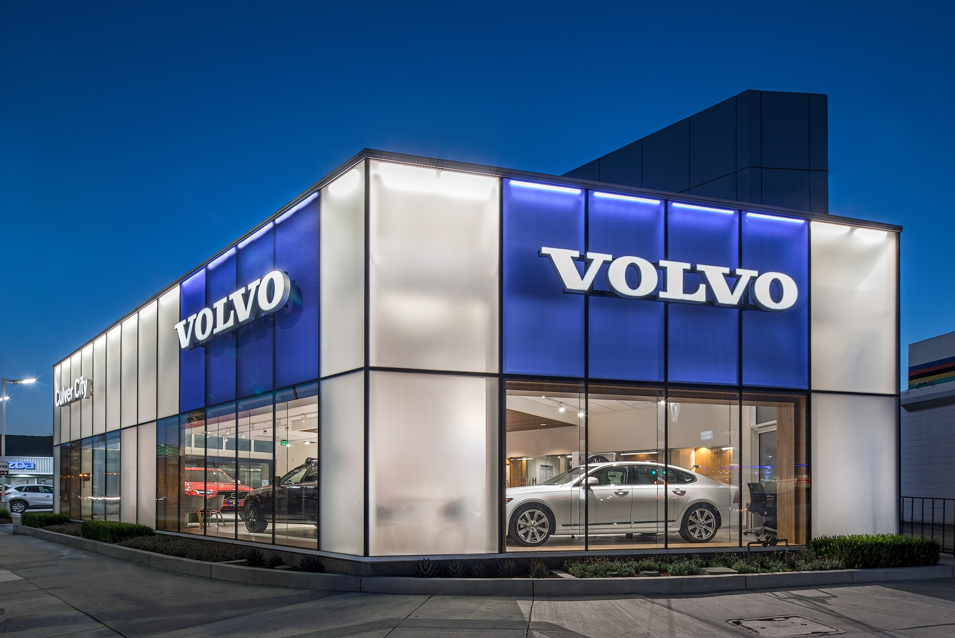 Visit us at our Remodeled, State-of-the-Art Volvo Cars Dealership in Culver City
