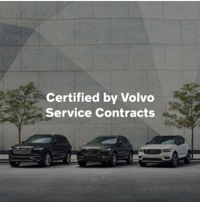 Extend you Certified Pre Owned vehicle warranty with a service plan from Culver City Volvo Cars