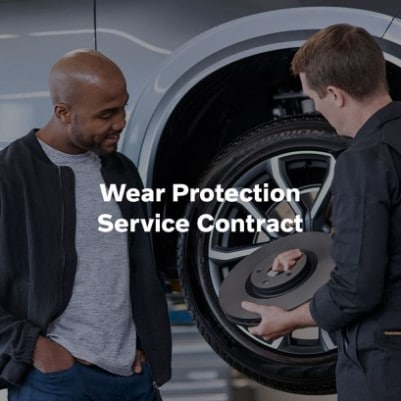 Buy Extended wear protection packages at Culver City Volvo Cars in the Westside