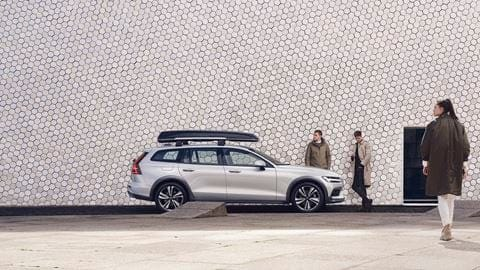 Be ready for any adventure with the 2019 Volvo V60 Cross Country coming to Culver City Volvo Cars