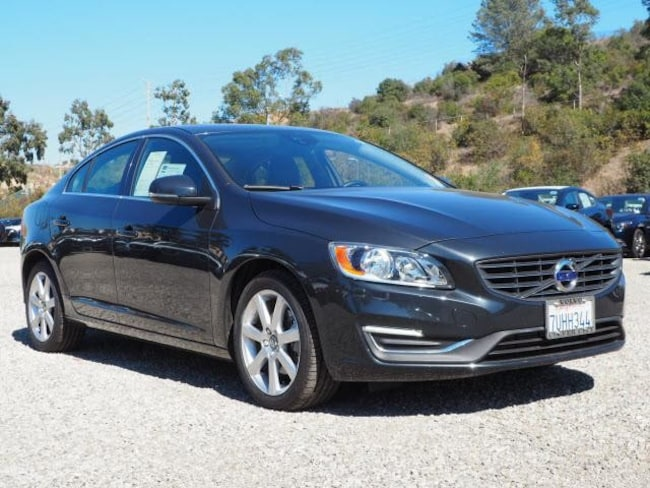 Used 2016 Volvo S60 T5 Drive-E Premier Sedan in Culver City, CA
