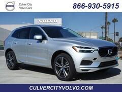 New 2019 Volvo XC60 T5 Momentum SUV VX19312L in Culver City, CA