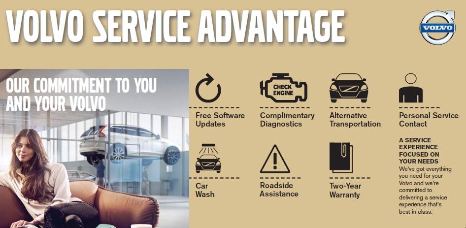Volvo Service Advantage   Culver City Volvo Cars